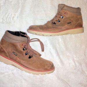 Clarks goretex boots